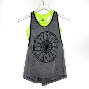 Nike x Soulcycle | 2 in 1 Tank